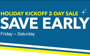 Best Buy Holiday Kickoff 2-Day Sale