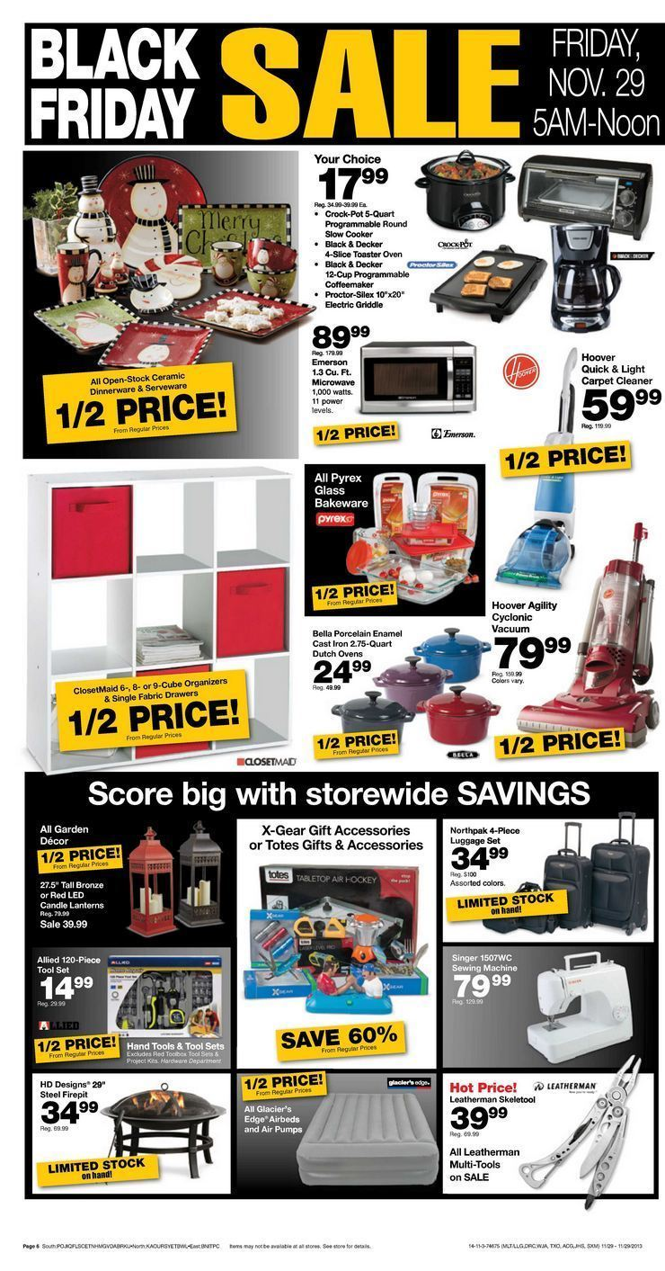 Fred Meyer Black Friday Deals 2013 - Holiday Home Christmas lights