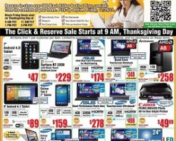 Fry's Black Friday 2013 Deals – Samsung Galaxy Tab 3 10.1″ Tablet Sale