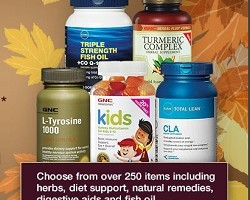 GNC November 2013 Deals - Buy One, Get One. Pre-Black Friday Sales