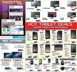 Microcenter Black Friday Preparations - November 2013 Deals. Desktops, Laptops or Tablets Sale