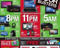OfficeMax Black Friday 2013 Deals – Epson Expression Small-in-One Printer