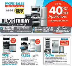 Pacific Sales Black Friday 2013 Deals