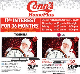 conns_blackfridaydeals_november28_november30_2013