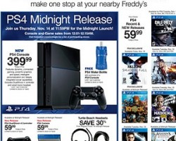 Fred Meyer Pre-Black Friday Sale – Xbox 360 E Holiday Bundle