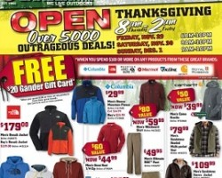 Gander Mountain Black Friday 2013 Deals – Columbia Men's Steens Mountain Fleece