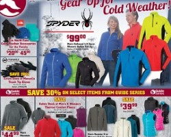 Gander Mountain Pre-Black Friday Deals – Gear Up for Cold Weather!