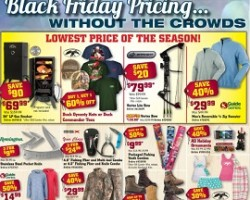 Gander Mountain Black Friday Pricing – Guide Series Zip Sweater Sale!