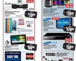 PC Richards Black Friday Tag Sale – Appliance and Television