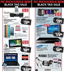 pcrichards_preblackfridaydeals_november24_november27_2013