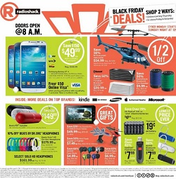 radioshack_blackfridaydeals_november28_december1_2013