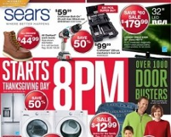 Sears Black Friday 2013 Ad