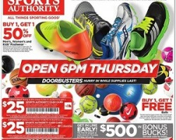 Sports Authority Black Friday Deals 2013 – Alpine Design, Gerry, Slalom, and Sims Outerwear