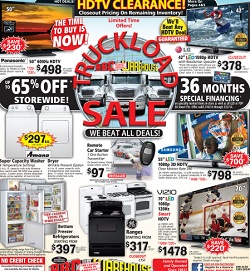 ABC Warehouse Black Friday Deals