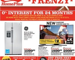 Conn's Pre-Black Friday 2014 Deals – Football Frenzy!