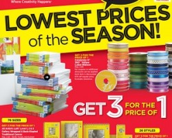 Michaels Pre-Black Friday 2014 Deals – Lowest Prices of The Season!