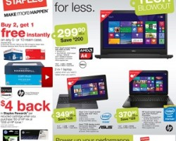 Staples Pre-Black Friday 2014 Deals – Dell Inspiron Laptop