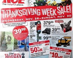 Ace Hardware Black Friday 2014