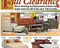 American Warehouse Furniture Black Friday 2014
