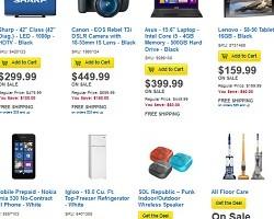 Best Buy Cyber Savings 2014 Deals. Canon EOS Rebel T3i DSLR Camera Sale