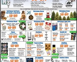 Hobby Lobby Pre-Black Friday 2014 Deals. 50% off Home Accents