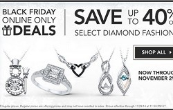 Kay Jewelers Black Friday 2014