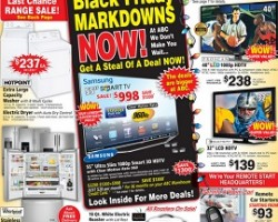 ABC Warehouse Black Friday 2014 Markdowns Now!