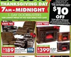 Big Lots Black Friday 2014 Ad Sale – Simmons Recliners
