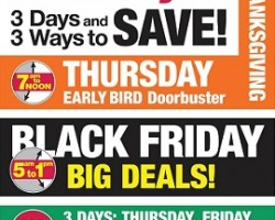 Fred Meyer Black Friday 2014 Ad Thanksgiving Sale!
