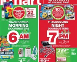 Kmart Black Friday 2014 Ad Deals – Westinghouse 55″ Class LED HDTV
