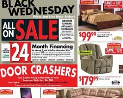 Nebraska Furniture Mart Black Friday 2019 Deals Sale Ad