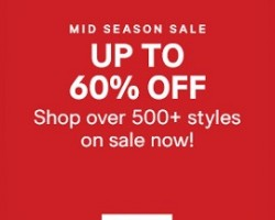 H&M Black Friday Deals & Sales