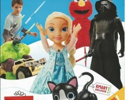 Kmart Toy Book Ad Deals 2015