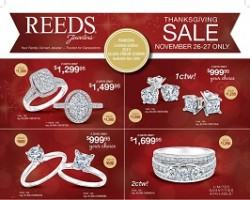 Reeds Jewelers Black Friday Deals 2016