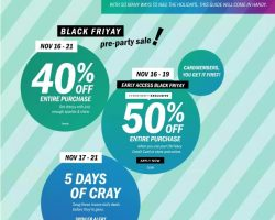 Old Navy Black Friday Sale Ad 2017