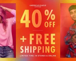 American Eagle Black Friday 2017 Sales