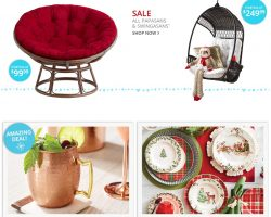 Pier 1 Imports Black Friday Ad 2017