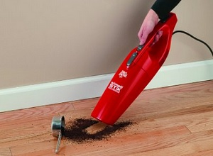 Dirt Devil Simpli-Stik Lightweight Corded Bagless Stick Vacuum