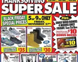 Big 5 Sporting Goods Black Friday Ad 2015