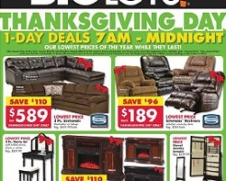 Big Lots Black Friday Sale Ad 2015