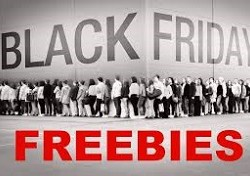 Black Friday Freebies 2017