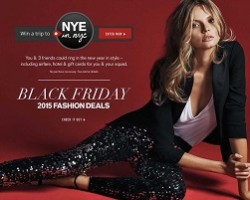 Express Black Friday 2015 Sales – Fashion Deals