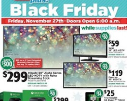 HEB Black Friday Sale Ad 2015