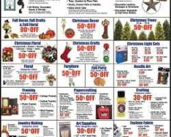 Hobby Lobby Pre-Black Friday 2015 Ad