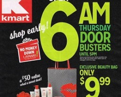 Kmart Thanksgiving Sale Ad 2015