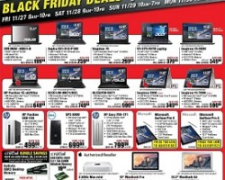 Microcenter Black Friday 2019 Deals & Sale Ad