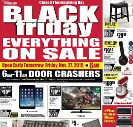 Nebraska Furniture Mart Black Friday Ad 2015 Everything On Sale