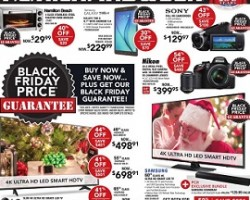 PC Richard & Son Pre-Black Friday 2015 – LED HDTVs Sale
