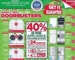 Sears Hometown Store Black Friday Ad 2015
