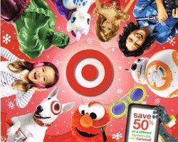 Target Toy Catalog Ad 2015